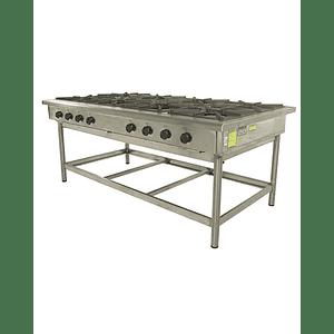 Anafe Industrial 8 platos 350x350 mm MAIGAS