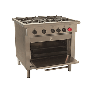 Cocina Industrial 5 platos MAIGAS