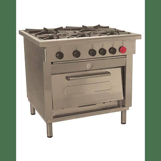 Cocina Industrial 5 platos MAIGAS - Image 6