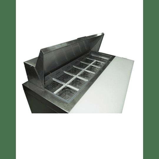 Mesa de preparación ensaladas. 12 Depósitos  MAIGAS - Image 2