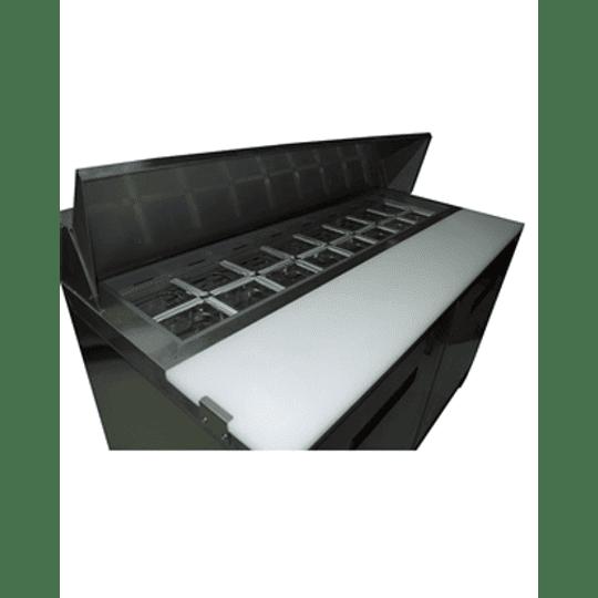 Mesa de preparación 16 Depósitos MAIGAS - Image 2