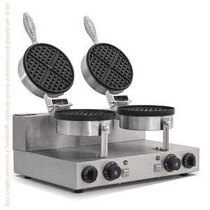 Máquina para waffles doble ECOBECK