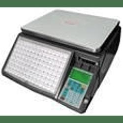 Balanza tipificadora impresor de vale térmico ECOBECK