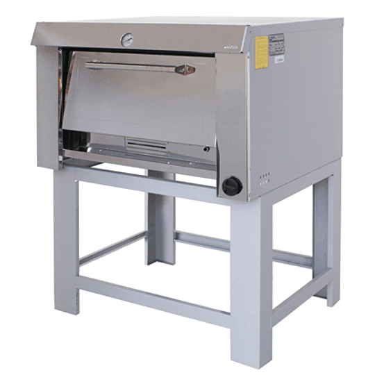 Horno Industrial 1 Camara Alta 65x65 GLP MAIGAS - Image 1