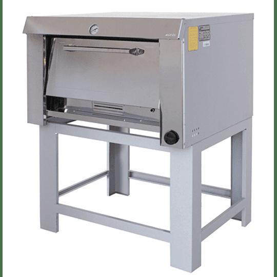 Horno Industrial 1 Camara Alta 65x65 GLP MAIGAS - Image 2