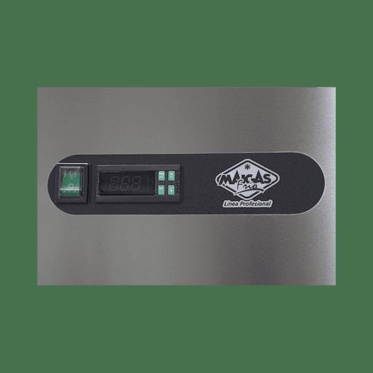 Refrigerador Industrial 1000 Lt. 2 Puertas Vidrio - Image 2