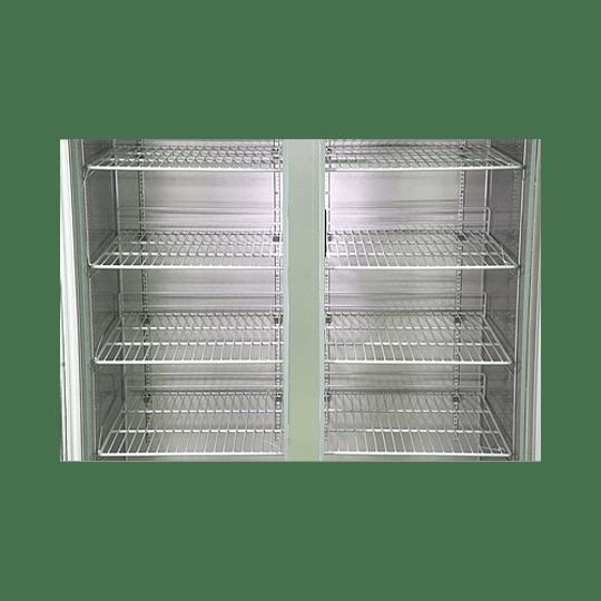 Refrigerador Industrial 1000 Lt. 2 Puertas Vidrio - Image 3