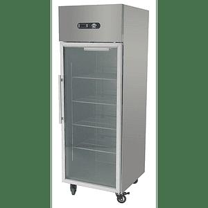 Refrigerador Industrial 500 Lt. 1 Puerta Vidrio