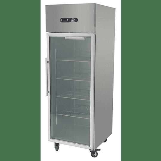 Refrigerador Industrial 500 Lt. 1 Puerta Vidrio - Image 1