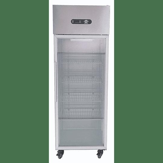 Refrigerador Industrial 500 Lt. 1 Puerta Vidrio - Image 2