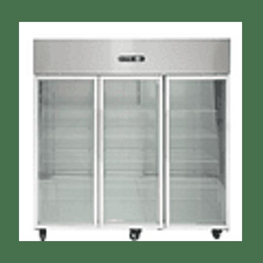 Refrigerador Industrial 1500 Lt. 3 Puertas de Vidrio - Image 2