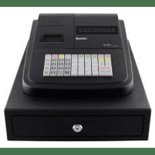 Máquina registradora SAM4S GAVETA 4COMP