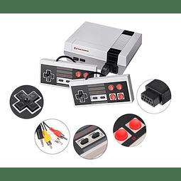 Mini Consola Retro Game 620 Juegos Clásicos 2 Joysticks