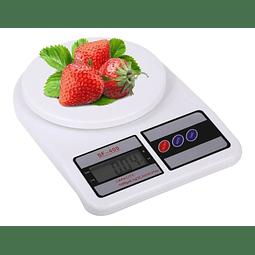 Balanza Pesa Digital Cocina , Incluye Pilas