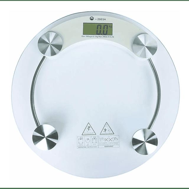 Balanza Digital Pesa De Baño Diseños 180kg