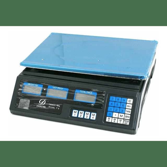 Balanza Pesa Digital Negocio 30kg