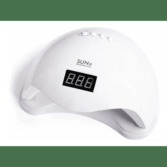 Lámpara LED uñas UV 48w profesional SUN ONE