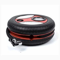 Inflador Compresor Aire 12v Neumaticos Autos Moto Auto