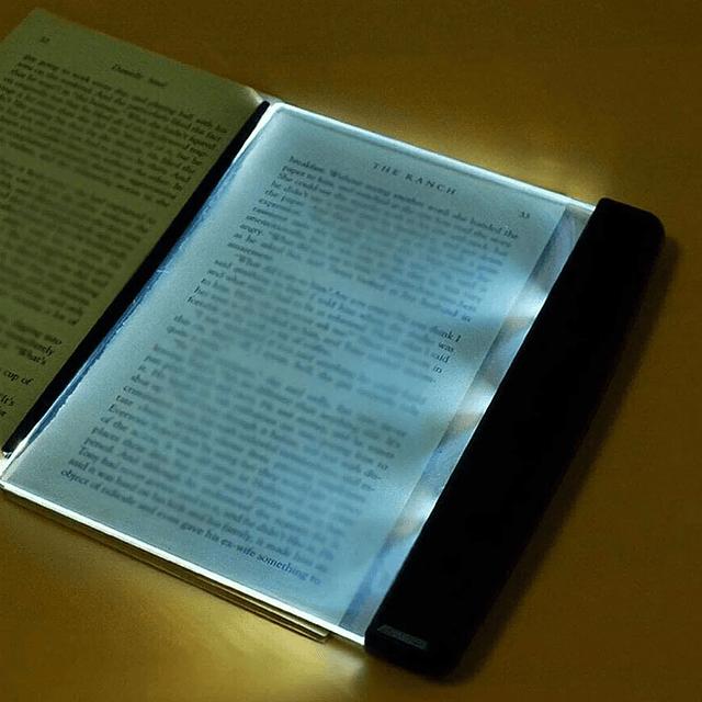 Lámparas Led Lectura Lamparas Escritorio Lampara Libro Panel