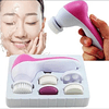 Cepillo Limpiador Masajeador Exfoliador Facial 5 En 1