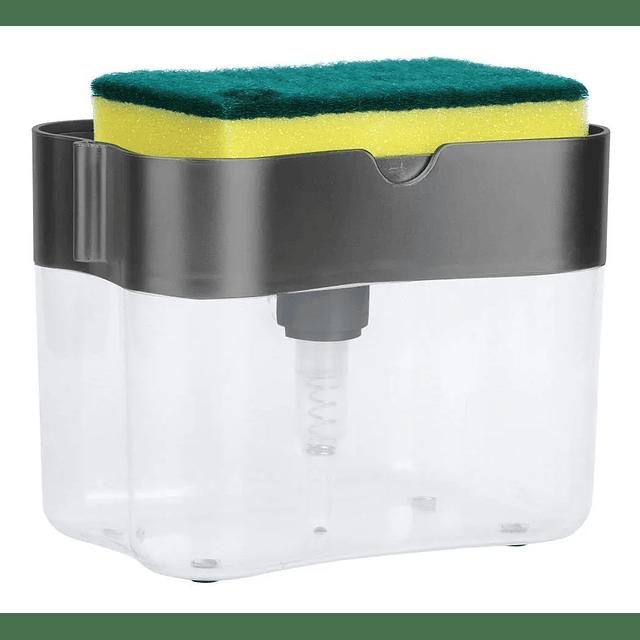 Dispensador Jabón Automático Bomba Detergente Lavaloza