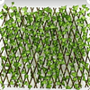 Malla Valla Cerca Tira Planta Enredadera Artificial Hojas 60