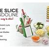 Picador Cortador Verduras Frutas Rayador Brava Multifuncional