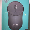 Mouse Inalambrico Weibo Diseño Ergonomico Usb Inalambrico