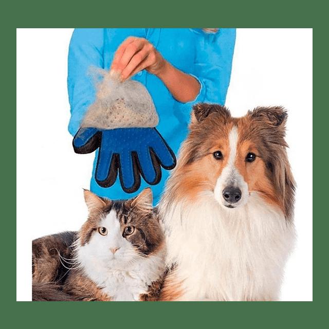 Guante Quita Pelos Perro Mascotas Gato Pelusas