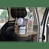 Nuevo Organizador Vasos Para Auto Multifunciones Mesa Apoyo