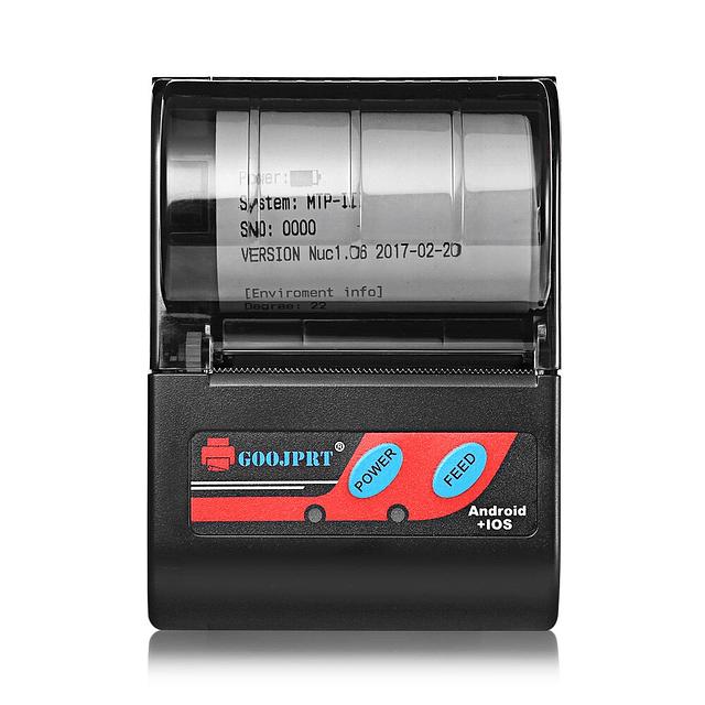 Impresora Bluetooth Inalámbrica 58mm Boleta Sii