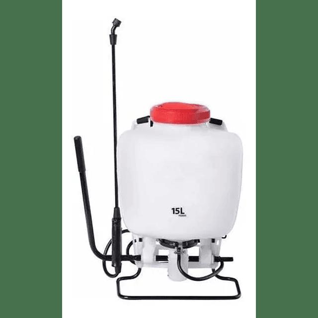 Pulverizador Fumigador Manual 15 Lts Espalda