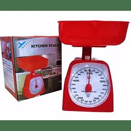 Pesa Analogica Cocina Kitchen Scale 5kg