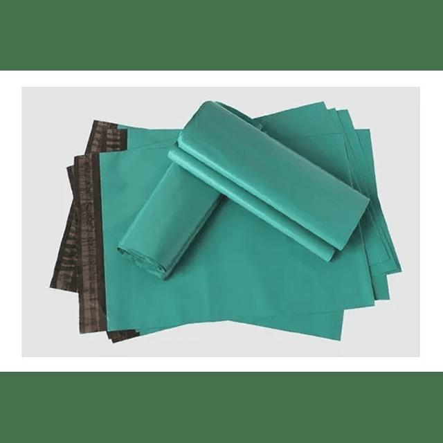 Pack 100 Bolsas 28 X 43 Courier Encomiendas Embalaje