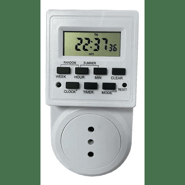 Timer Digital Programable Temporizador Digital