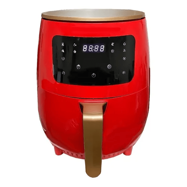 Freidora De Aire Libre Aceite 4.5 L Air Fryer Papas Fritas
