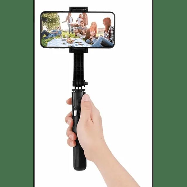 Estabilizador Celular Gimbal L08 Selfie Stick