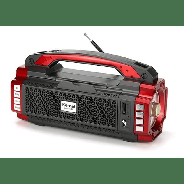 Parlante Portátil Bluetooth Radio Fm