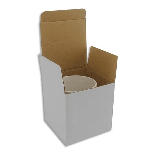 Caja 36 Tazones Estampar Sublimacion Blanco Grado A 11oz