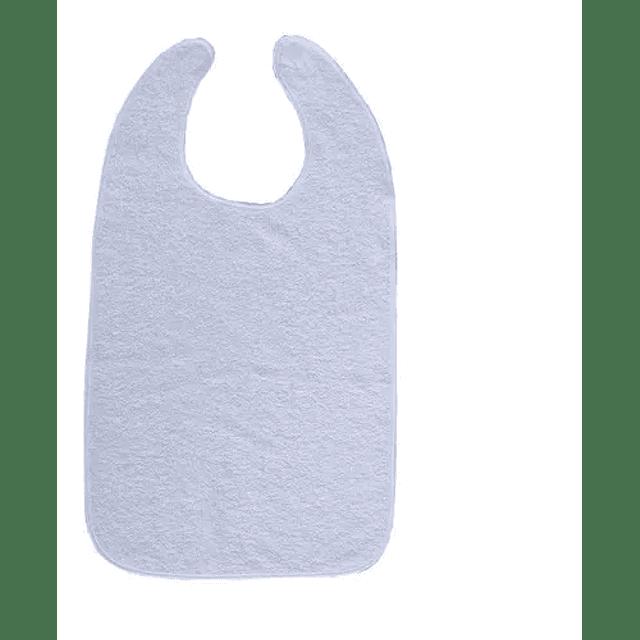 Pack 6 Baberos Adulto Lavable Reutilizable 3ra Edad
