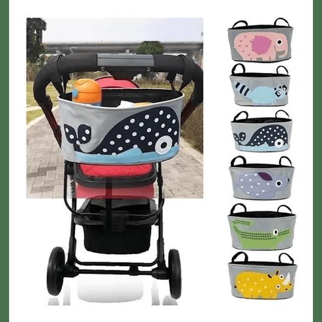 Organizador Coche O Auto Bebé