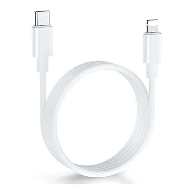 Cargador De Pared Usb Tipo C Carga Rápida 18w + Cable