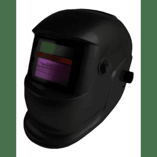 Mascara Soldar Fotosensibe C/ Panel Solar Casco