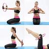 Anillo Pilates Yoga Fitness Rueda Ejercicio Deporte Casa