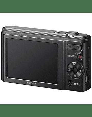 Sony Cybershot DSC-W800 Black