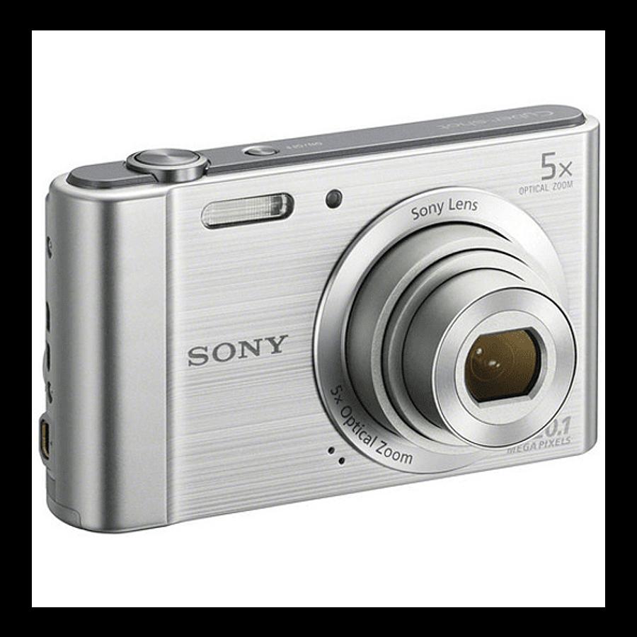 Sony Cybershot DSC-W800 Silver
