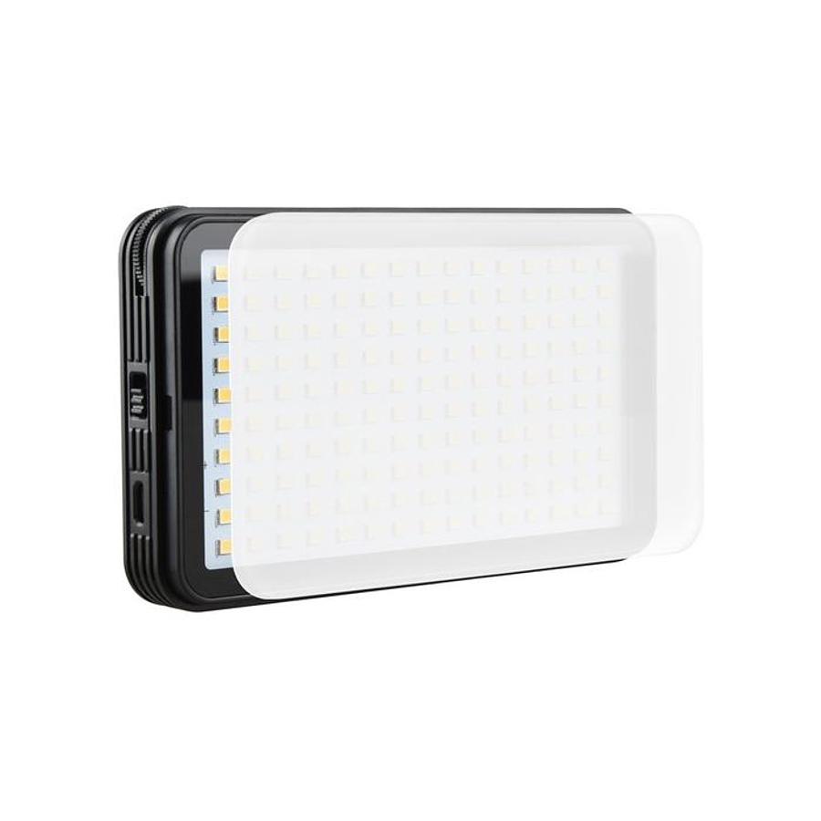 Luz Led Godox LEDM150 Con Adaptador Para SmartPhone