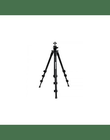 Tripode Manfrotto Compacto Light Negro
