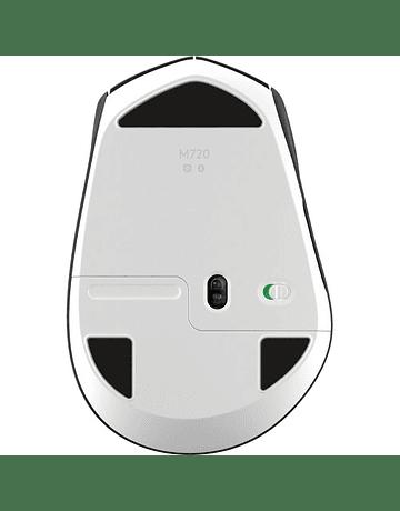 Logitech Mouse M720 Triathlon multidispositivo 8 botones