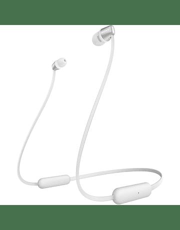 Sony WI-C310 Auriculares inalámbricos In-Ear (blanco)